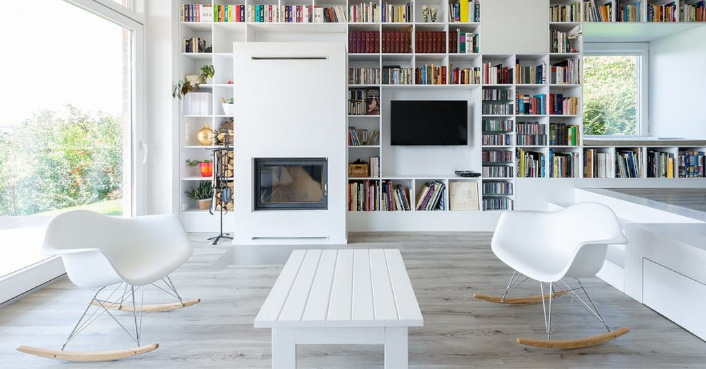 home-library-ideas