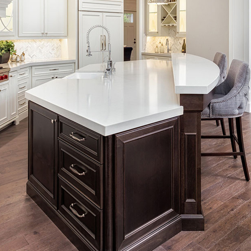 If you have been looking around at your kitchen and have decided it's time for a makeover, here are some great ideas to check out. Maybe you need more counter space or better storage, you should consider installing a kitchen island.