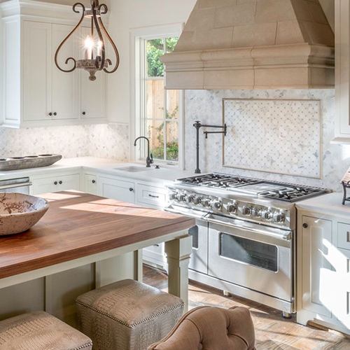 While designing your kitchen, many areas will look really great if they are kept simple and clean. If you are considering a kitchen backsplash, you might want to step it up and bring in a little style and creativity.