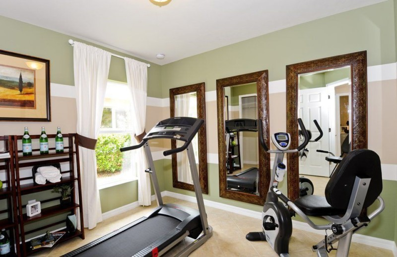 Home-fitness-space-for-your-spare-room-decor