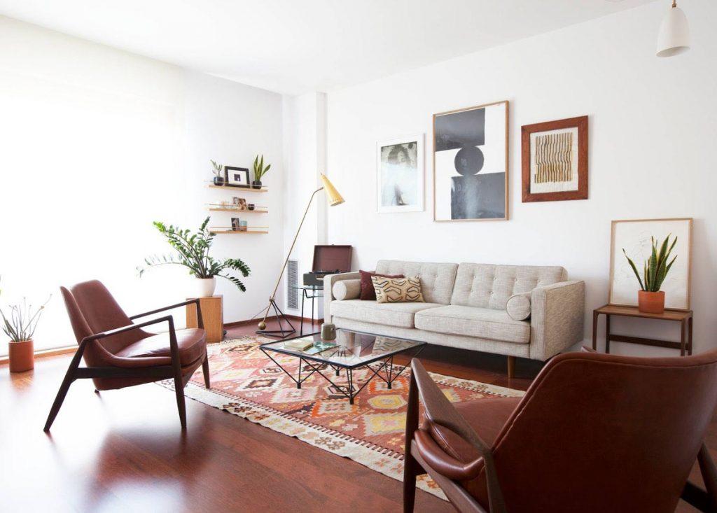 mid-century-living-room-ideas