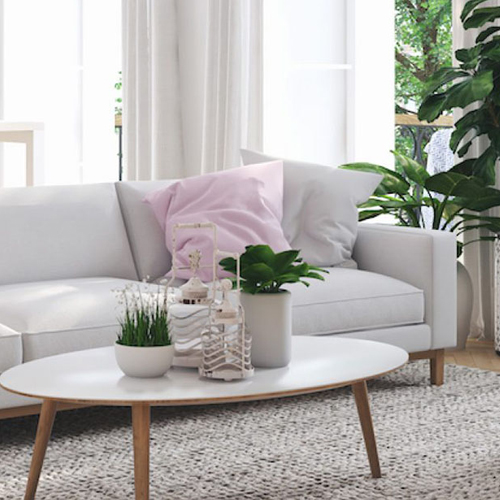 Minimalist living room – If you want to unwind and enjoy your time off, a very good idea is to create a minimalist living room. You just have to remove the clutter and you will have enough time to unwind, enjoy your life and step away from stressful situations.