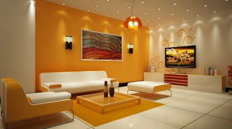 Interior-Living-room-furniture