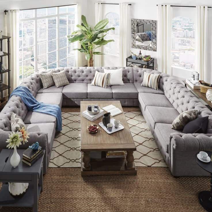 family sectional sofa