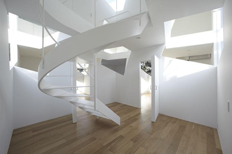 Curved Stair Railings
