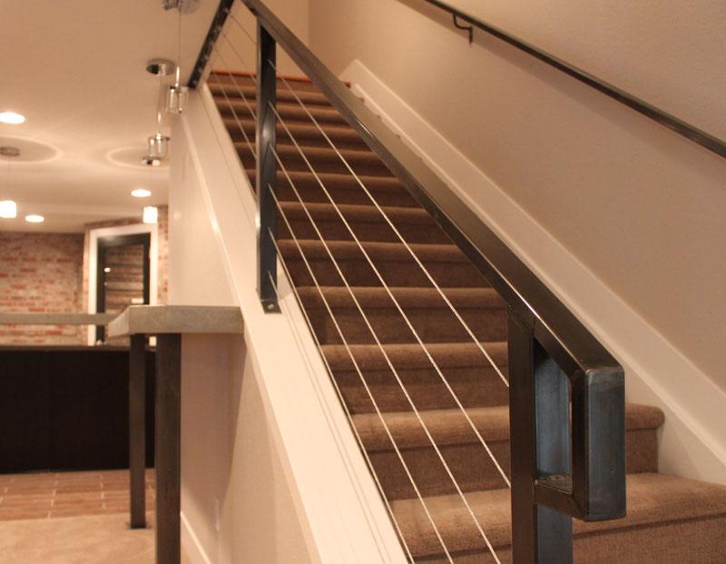Stair Railing Ideas for Home