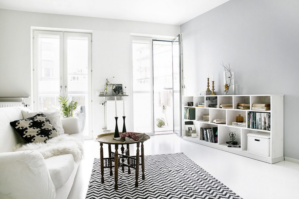 white-condo-design