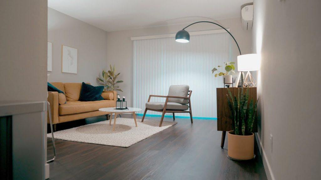 minimalist condo design