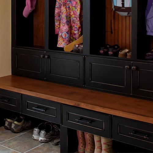 What is a mudroom and what are the best mudroom ideas? A mudroom acts as a transition between the outdoors and the indoors, mainly functioning as a hold for things that would clutter up the house.