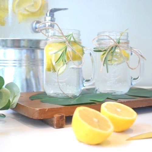 It is essential to stay hydrated, especially during summer. You could always go for alternatives like coffee, juice, soda, but it's always better and less expensive to stick to water.