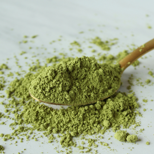 Matcha. You probably see this word everywhere, from coffee and tea shops to online to ingredient listings for such cosmetic items as lip balm.