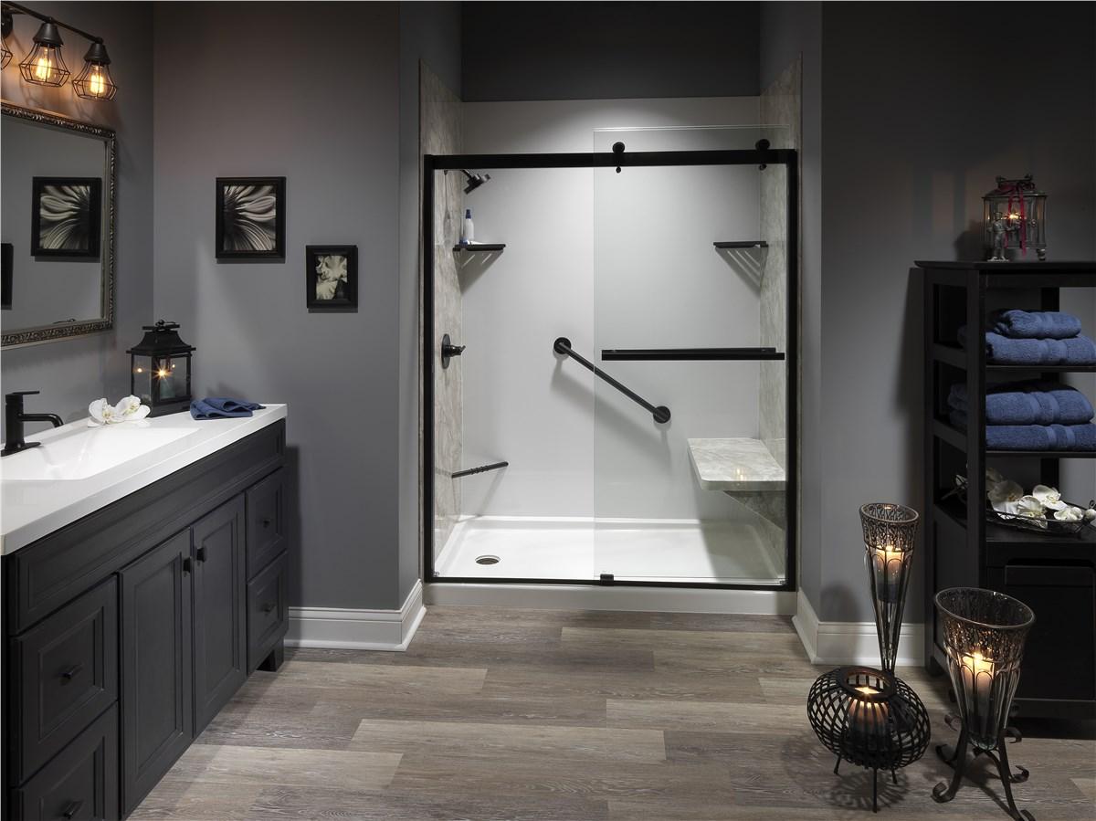 Bathtub Shower Custom Bath System