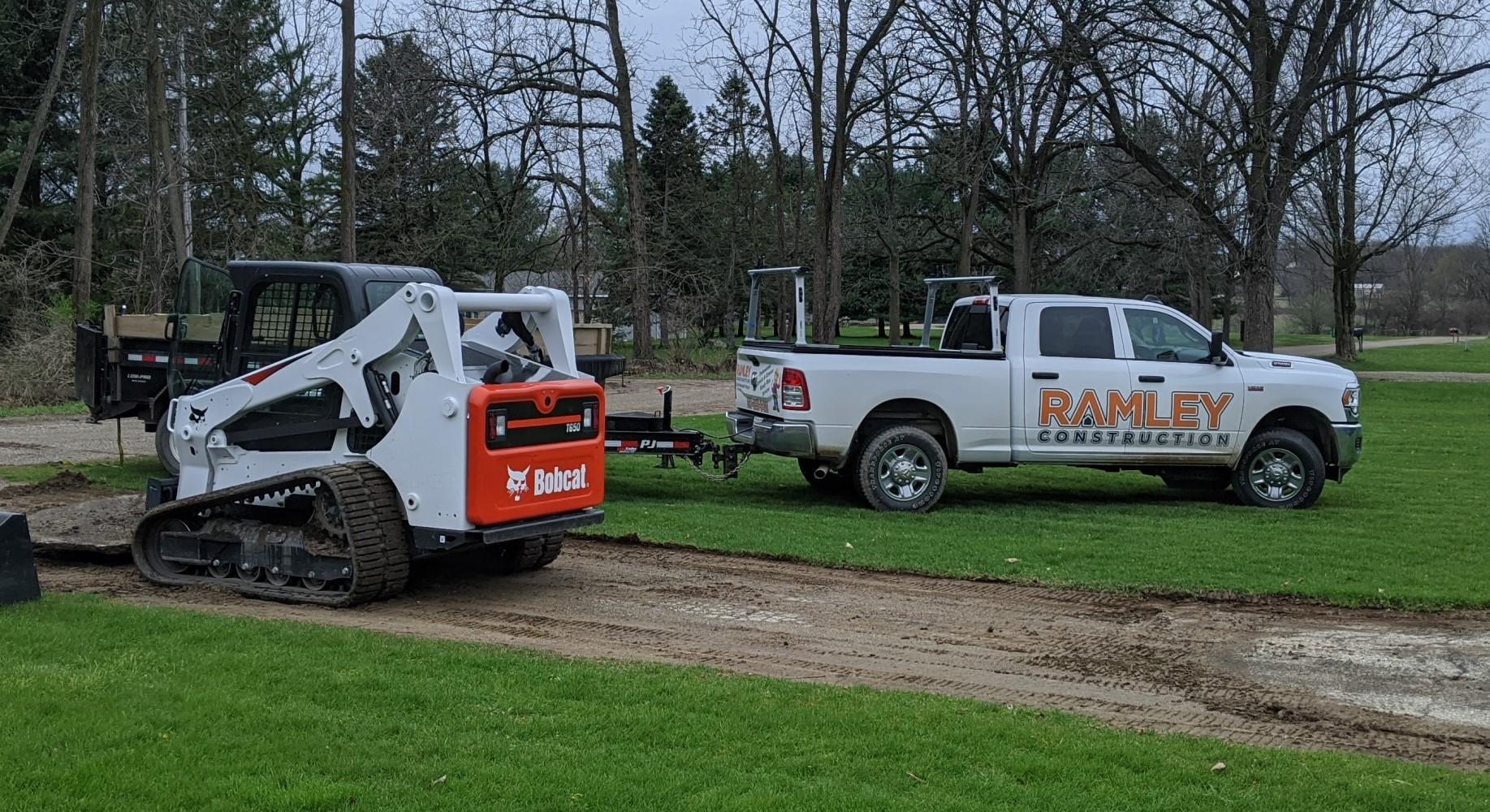 Ramley Company Construction Equipment