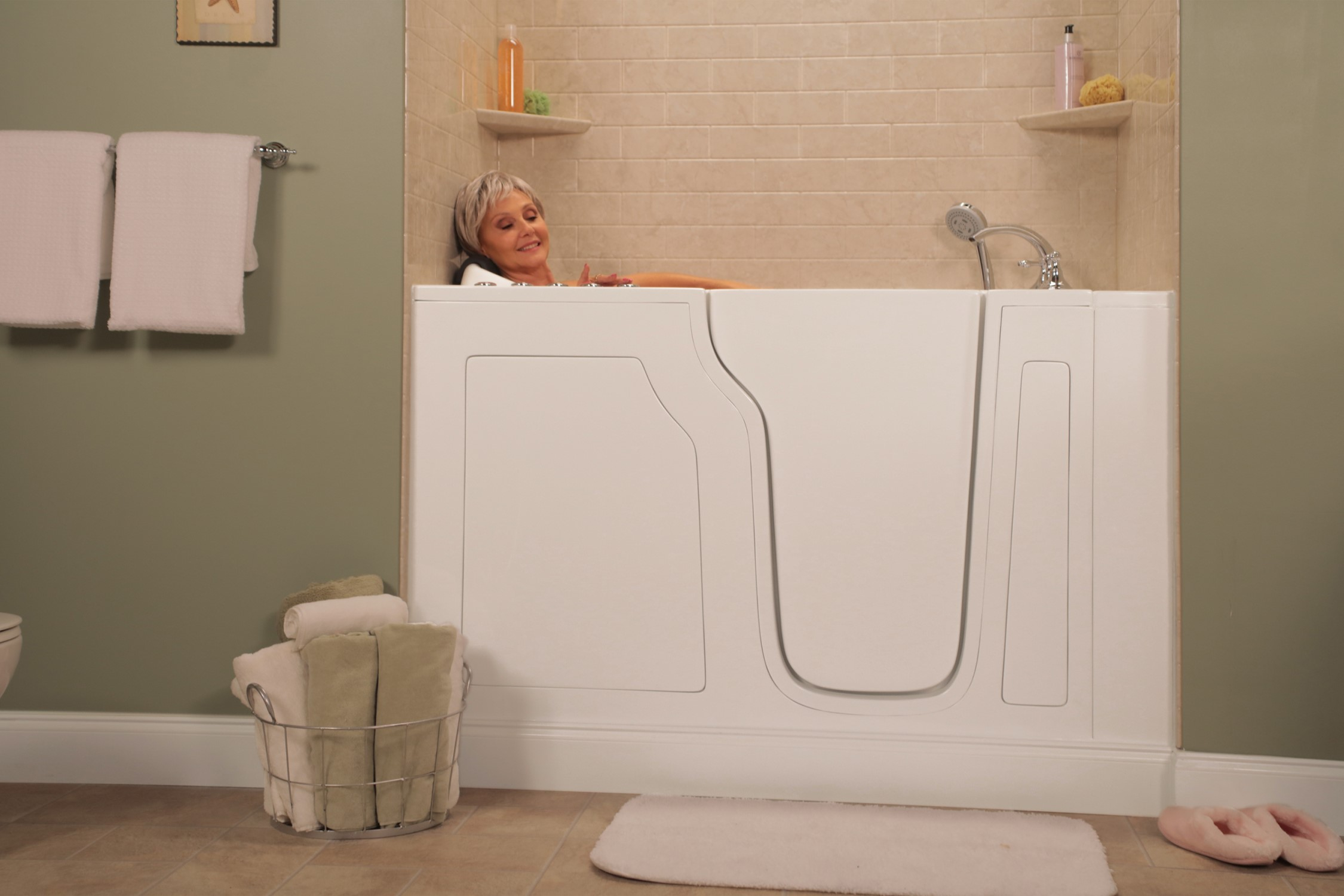 Safe Walk-In Bathtubs