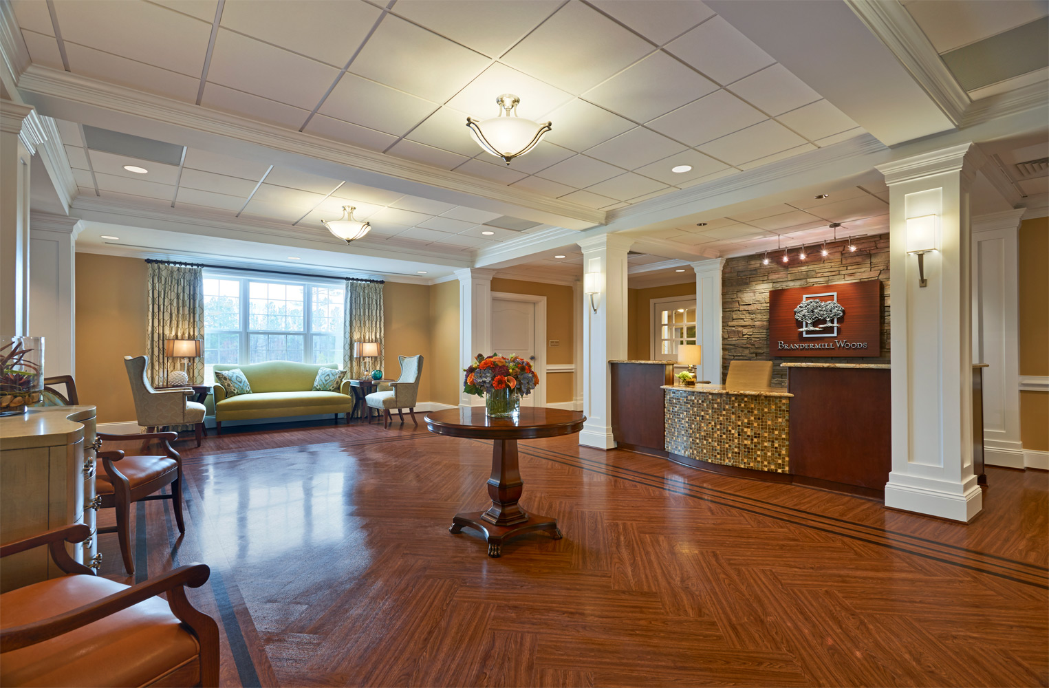 Brandermill Woods Skilled Care Apartment Image