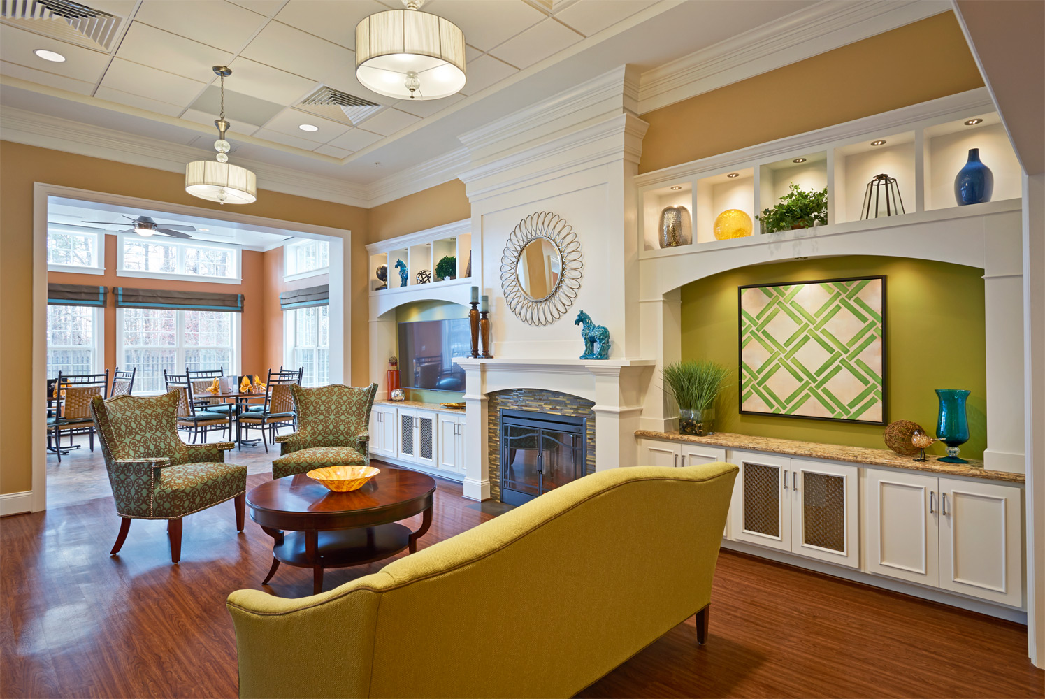 Brandermill Woods Skilled Care Apartment Photo