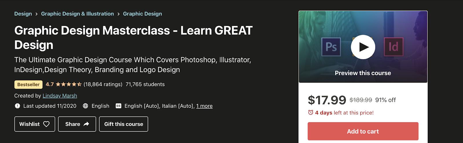 Graphic Design Masterclass