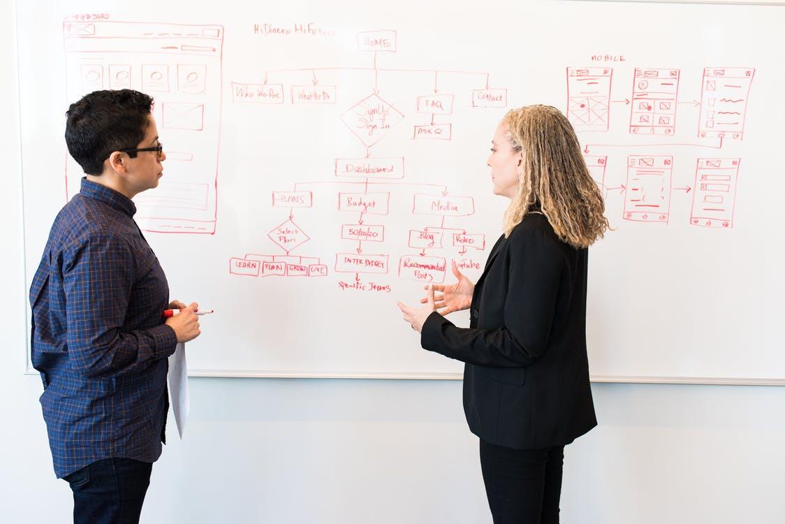 UX Designer visual communication