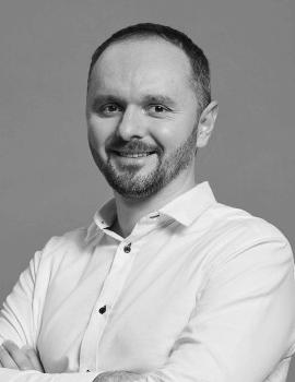 Oleksii Polishchuk, Head of Software Development