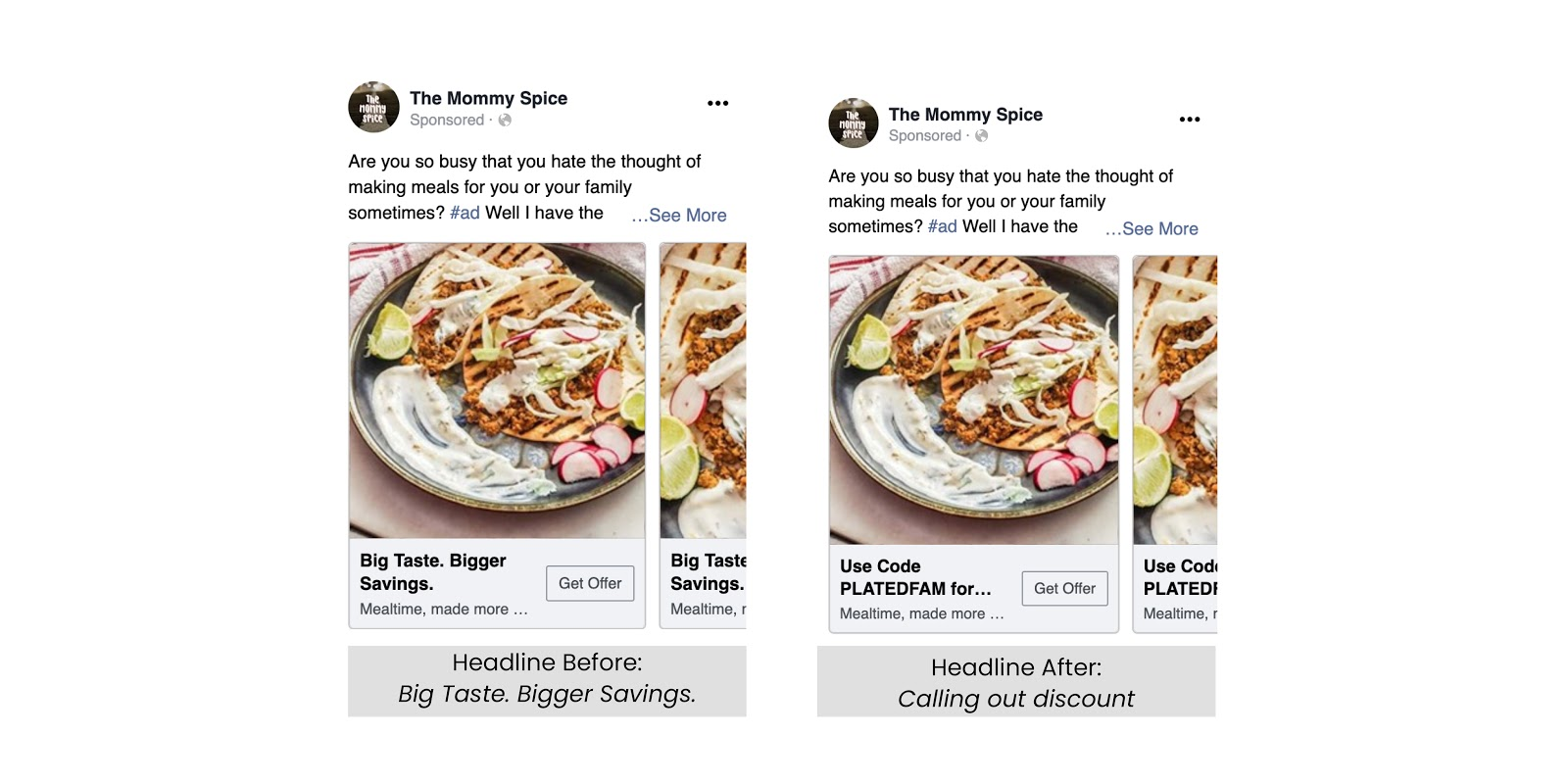 How to edit and test headlines for influencer ads