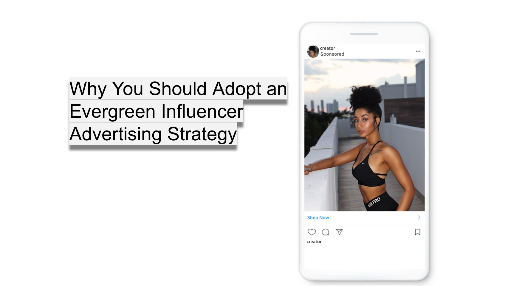 Influencer ads are one of the most impactful ways to drive sales, increase brand awareness, and improve influencer relationships.