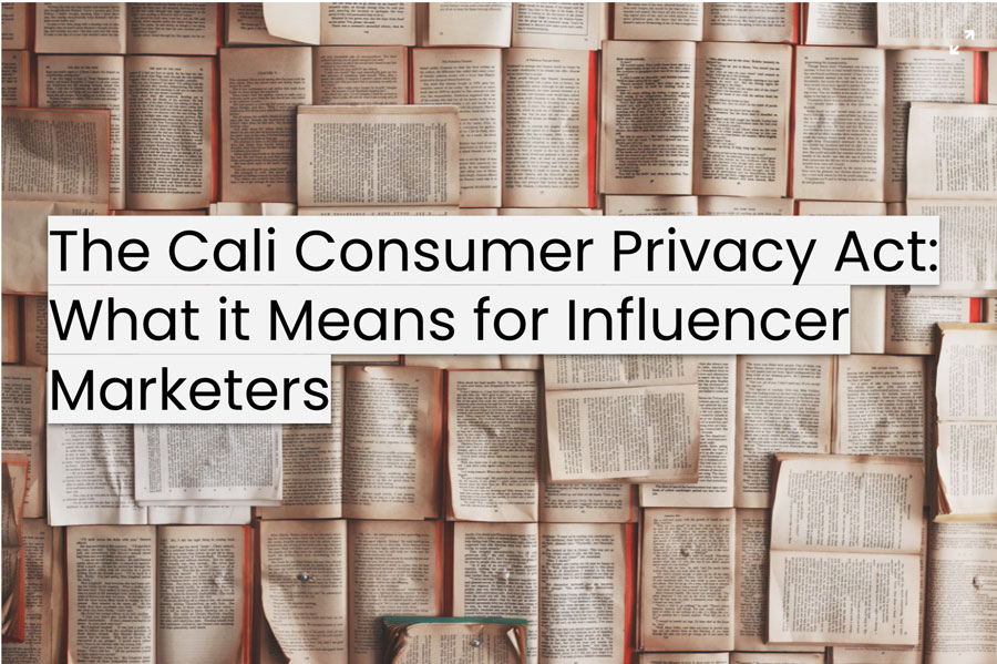 With recent changes in the way marketers can advertise to California residents, whitelisting to gain access to influencer audiences is one of the savviest strategies to reach target users.