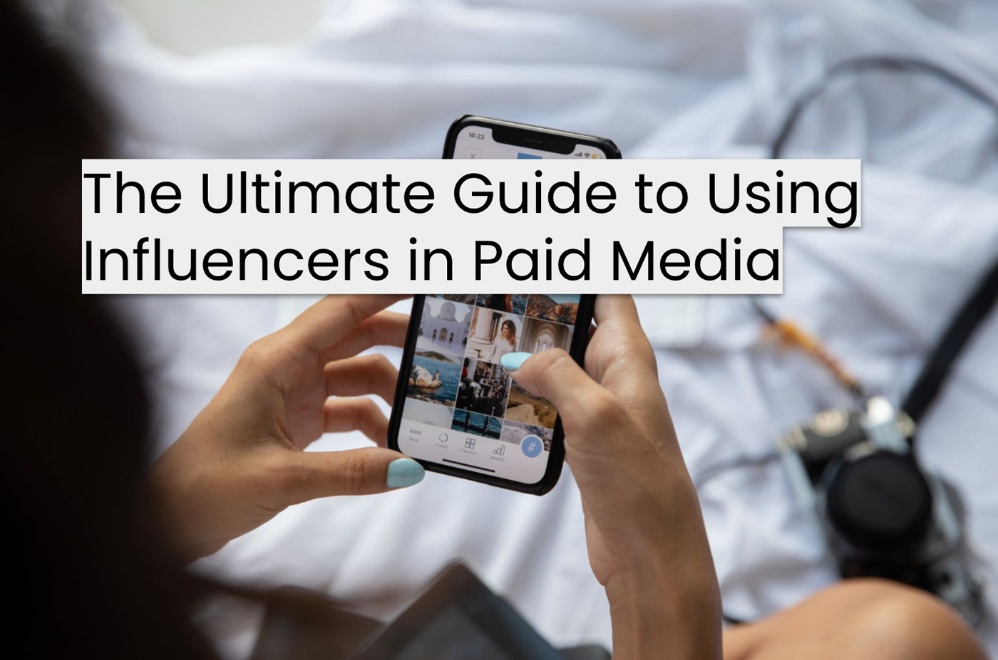 By pairing the impact of influencer marketing with paid ads, the value of your paid media will be even higher than it would have been without integrating your two acquisition channels.