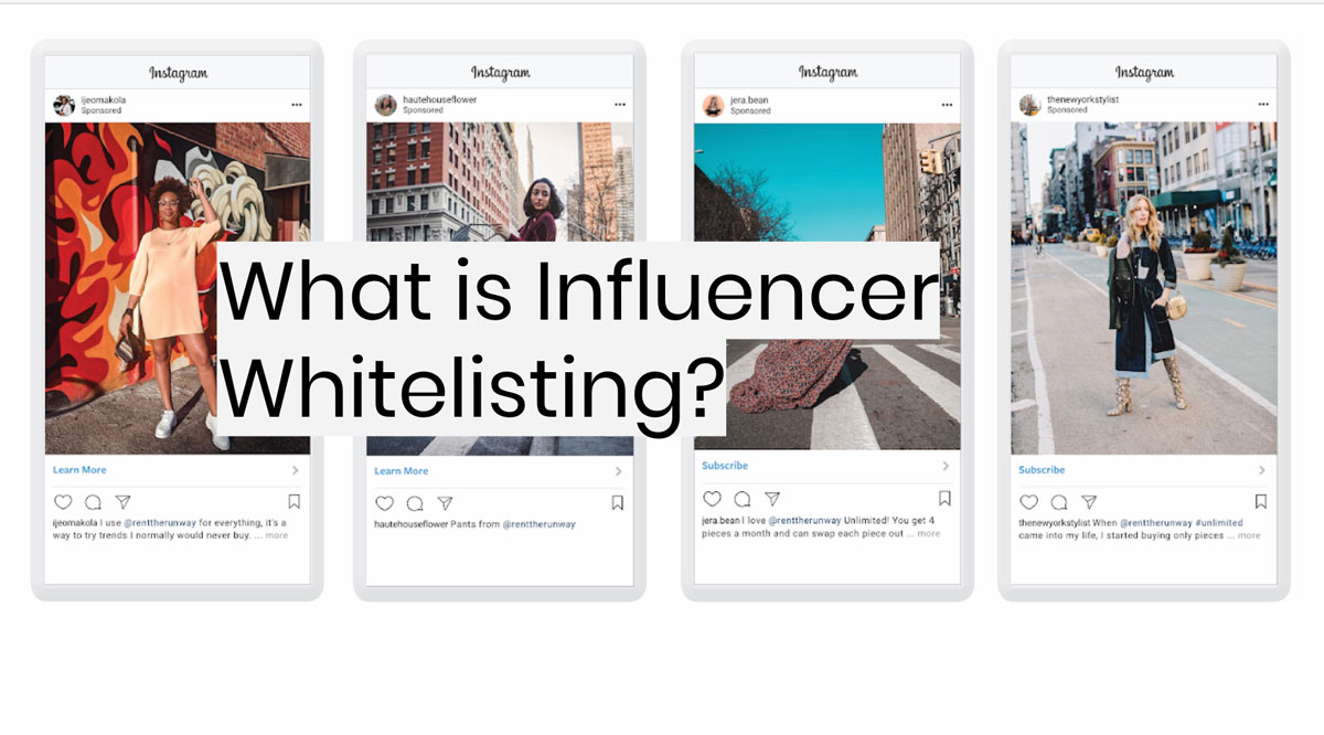 Influencer whitelisting is a powerful way to increase the return on investment for your influencer relationships. This article teaches you the basics, the benefits, and how to get started.