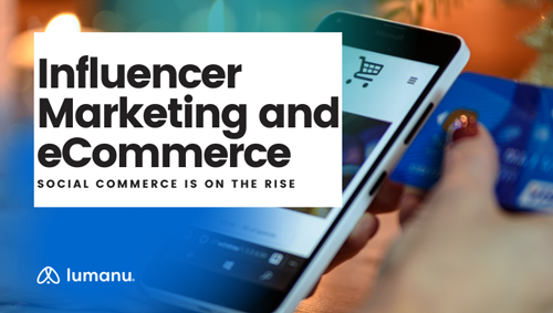 Social media influencers continue to dominate helping brands in a rising digital age. The savviest brands understand the impact of pairing social commerce with influencer marketing efforts to increase online purchases.