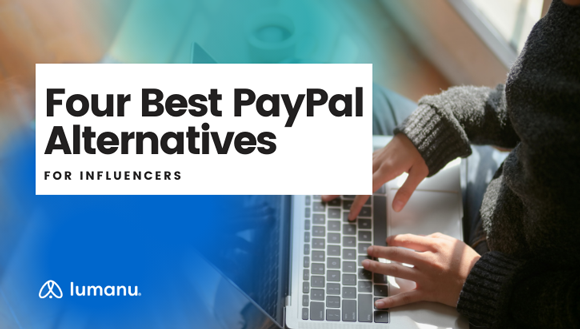 Whatever your relationship with tracking your business's finances as an influencer, choosing the payment method that's right for you is essential. We dive into 4 PayPal alternatives to get paid by your brand partner.
