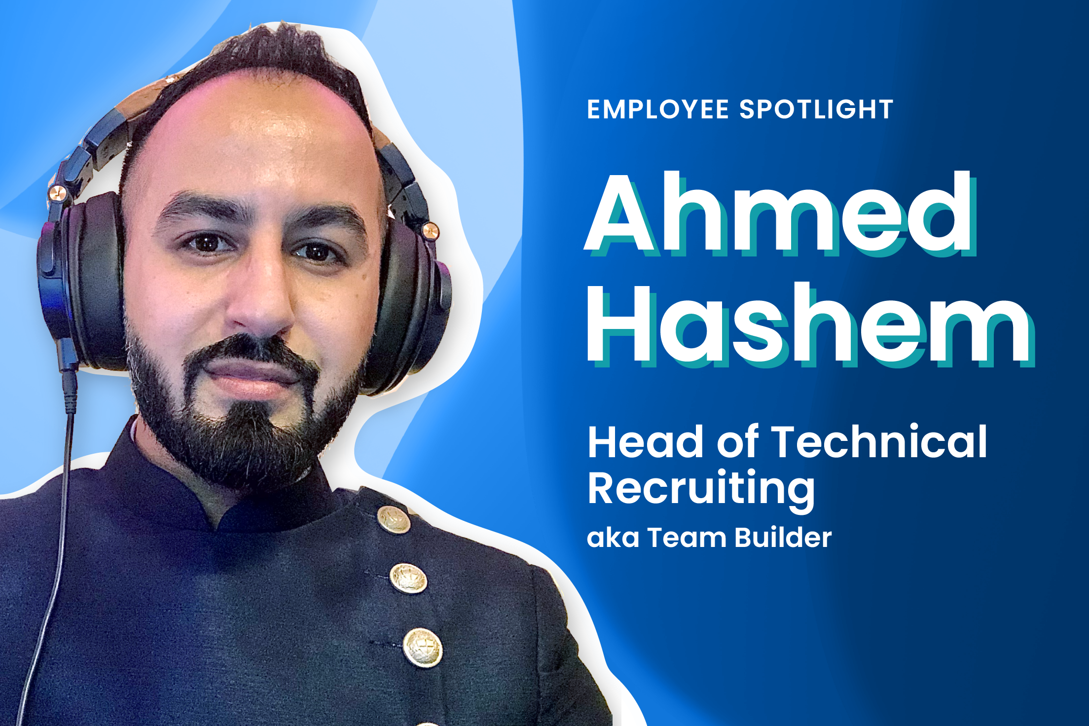 Ahmed Hashem joins the Lumanu team as the Head of Technical Recruiting! He comes to us from the Chan Zuckerberg Initiative, where he was the lead technical recruiter and helped build out the Engineering, Design, Research, Data Science, and Infrastructure teams.