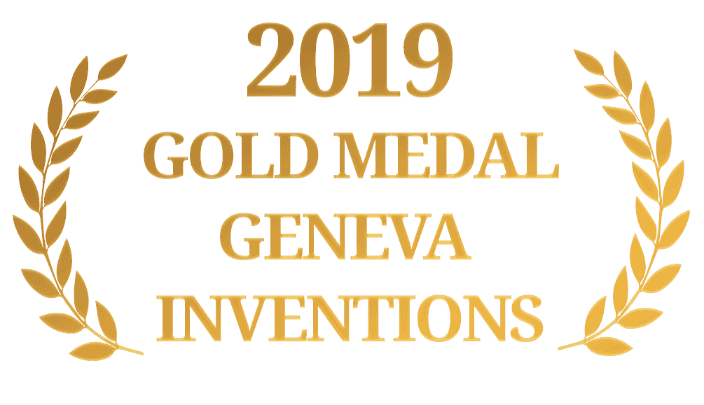 Dr. Herman Tsui received the gold medal for his breakthrough invention in Geneva