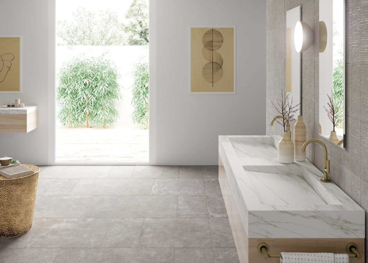 Porcelain or Ceramic tiles – does it matter which you choose?