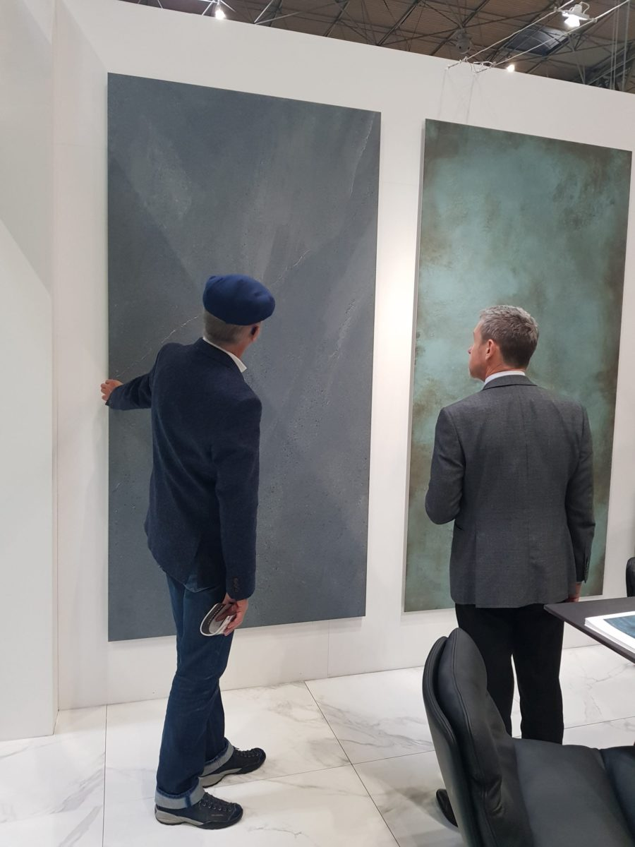We were delighted that Kevin McCloud visited our stand at Grand Designs Live 201