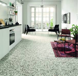 View our Terrazzo patterned tiles.