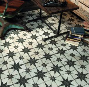 View our Vintage patterned tiles.