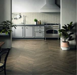 View our Herringbone patterned tiles.