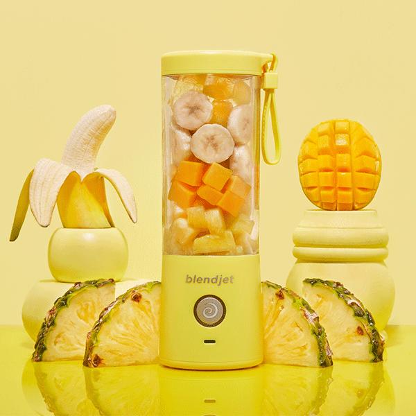 BlendJet 2 - Portable Blender - Yellow