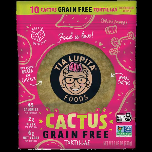 Tia Lupita Grain Free Cactus Tortilla