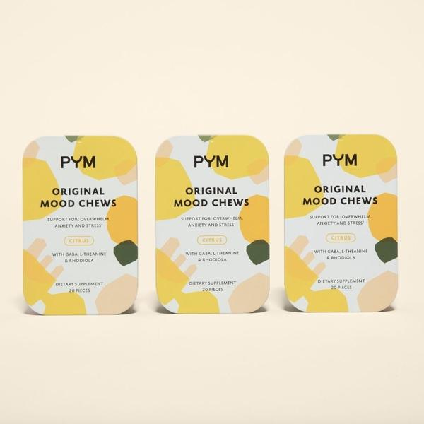 PYM Mood Chews (3-pack)