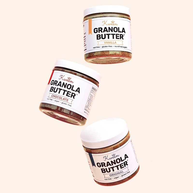 Granola Butter, Variety 3 Pack