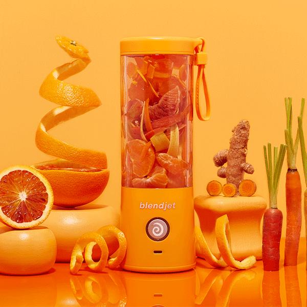 BlendJet 2 - Portable Blender - Orange
