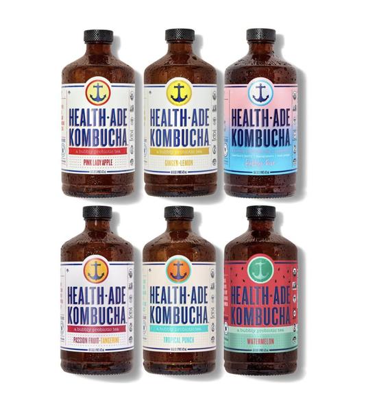 Health-Ade Kombucha Sampler Pack