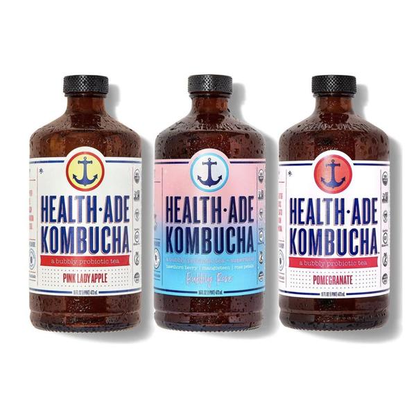 Health-Ade Kombucha - Best Seller Pack