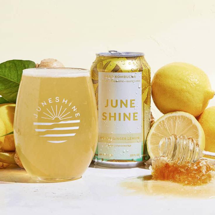Honey Ginger Lemon