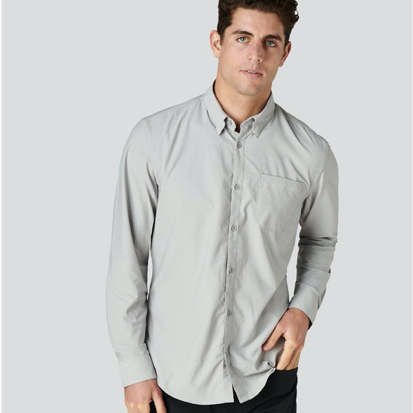 AirLight Button-Down Shirt