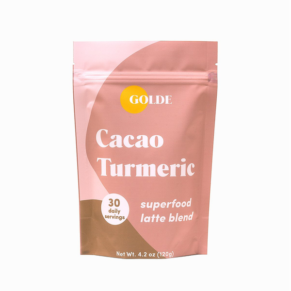 Cacao Turmeric Superfood Latte Blend