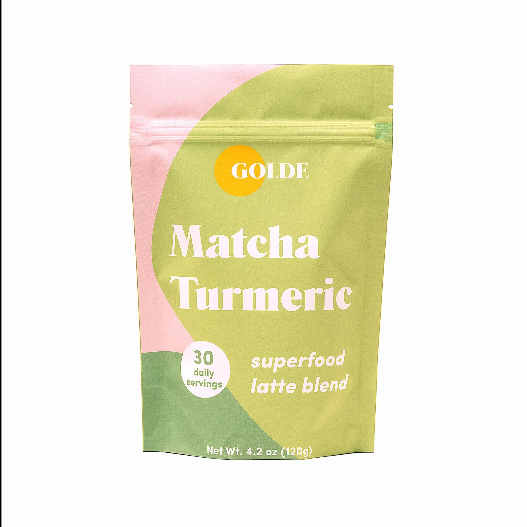 Matcha Turmeric Latte Blend