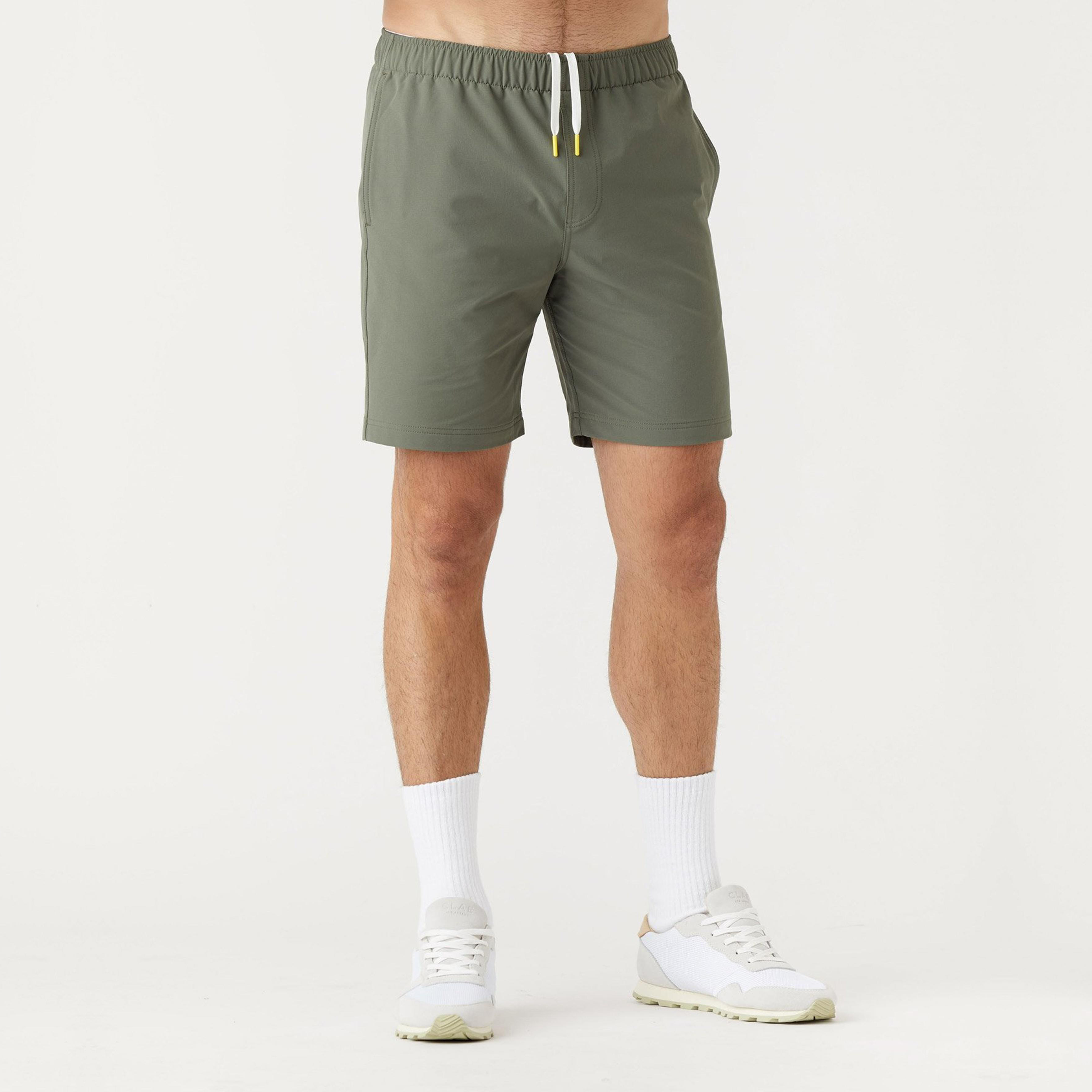 All Over Short in Olive