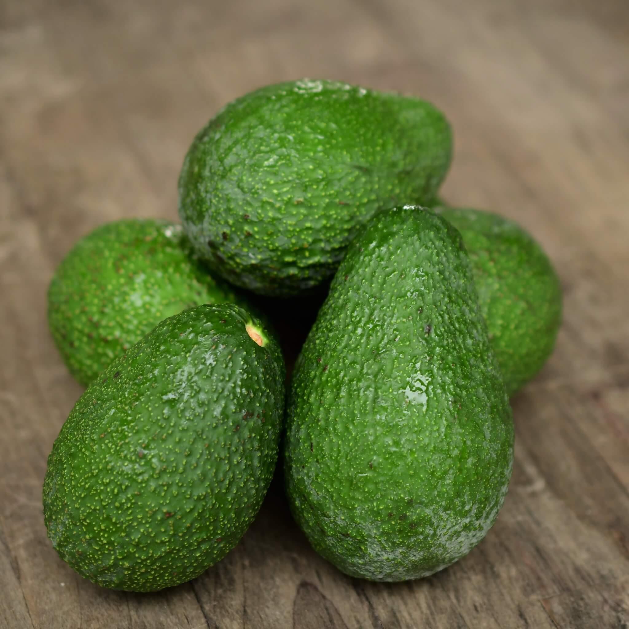 Organic & Fair Trade Hass Avocados (Mexico)